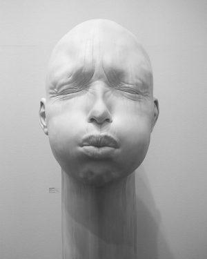 Лысые головы снова в моде и стоят как чугунный мост😊😊😊#art #contemporaryart #leopoldmuseum #vienna #austria🇦🇹 #trip #искусство #современноеискусство...