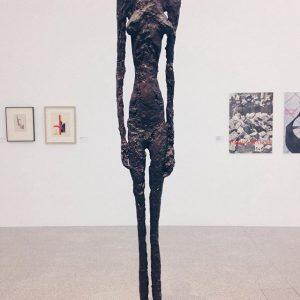 Femme Debout MUMOK - Museum moderner Kunst Wien