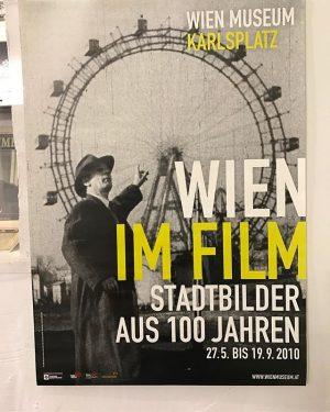 Vienna in Film. #vienna #austria Third Man Museum - Dritte Mann Museum - 3mpc