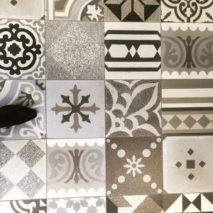 Oh, what a floor #floortiles #floortiledesign