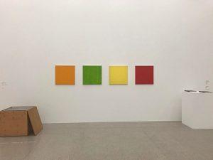 #색깔#mumok MUMOK - Museum moderner Kunst Wien