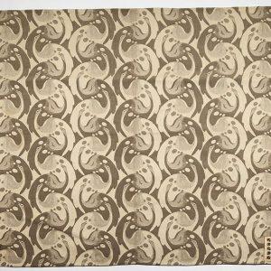 #Sammlungsschmankerl Zahlreiche bekannte Wiener Künstler entwarfen um 1900 auch textile Muster. Die Firma Backhausen wurde durch solche...
