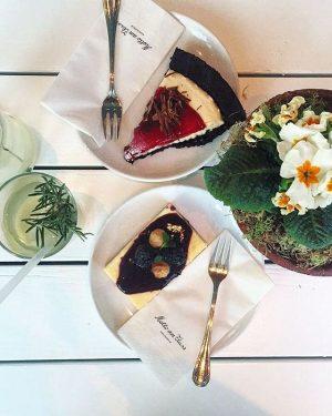 my favorite flavor of cake is more. it's cake o'clock. 🍰 #igersvienna #lovedailydose #viennafood #foodlover #viennaeats #cake...