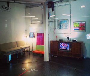 Installation at the STR-artspace at Museumsquartier updated. It includes Cairo prints now & offers a seat for...