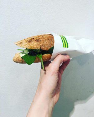 Happy new week! Wir starten in die erste Aprilwoche (war nicht erst gerade Sylvester?), mit unserem #sandwichderwoche...