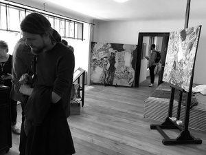Now. Klimt Villa WIEN