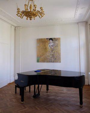 Gustav Klimt Villa. #gustavklimtvilla #klimt #wienermoderne #villa #art #atelier #kunst #malerei #vienna #wien #österreich @gustavklimtofficial #fujixe2 #fujifilmxe2...