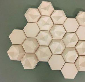 #edgy #tiles by #patrycjadomanska and #tanjalightfoot #STIMULI MAK - Austrian Museum of Applied Arts / Contemporary Art