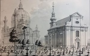 The cemetery in Karlsplatz where Vivaldi was buried is no longer there. Yet, it is unclear if...