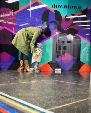 Electric Avenue #downtownQ21 MQ – MuseumsQuartier Wien