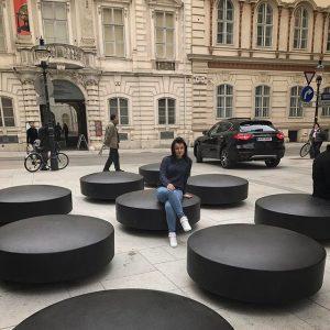 Где-то на улочках прекрасной Вены!!! #прогулка#воспоминания#отпуск#Европа#Австрия#Вена#путешествие#мирпрекрасен#красотавокруг#март2017#весна Vienna, Austria