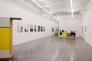 Installation Shot of David Ben White's solo Exhibition