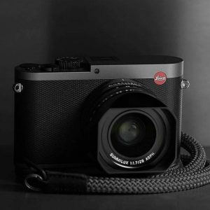 Good looking #leicaboss. (Photo: @ leicastorebellevue) #LeicaQ #🔴📷 #LeicaCamera #Leica
