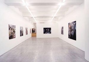 Installation Shot of Lois Renner's solo Show in 2002. Photo: Bruno Klomfar #loisrenner #soloshow #photography #contemporaryart #exhibition...