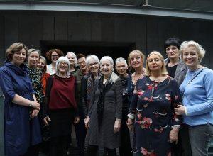 #Feministische #Avantgarde #WOMAN (eröffnung heute 19h @mumok_vienna) #SammlungVerbund #feminist #art