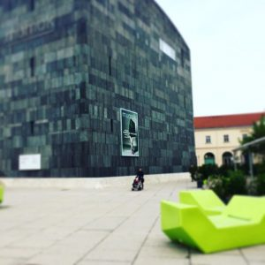 Mumok Museum, Vienna Austria