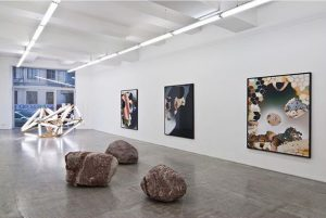 Installation Shot of the Group Show