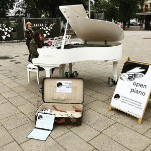 #openpianoforrefugees @mqwien MQ – MuseumsQuartier Wien