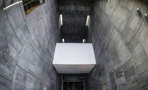 Mumok, Museum of Modern Art, in Vienna.