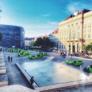 Mumok Museum of modern Art - Vienna 🔆 #mumok #vienna #viennalove #museumofmodernart #bitsofbuildings #seekthesimplicity #livesimple #lessismore #simpleandpure...