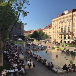 Sommer im MQ MQ – MuseumsQuartier Wien