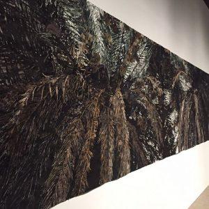 #latergram beweis zu nichts: durchblicke by #marcelodenbach #collage #kunsthallewien #mq #vienna #austria Kunsthalle Wien