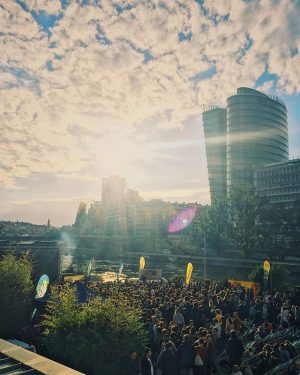 Hallo vom Donaukanaltreiben! 😍 Wir haben euch die Programmhighlights am Blog zusammengefasst, Link wie immer in der...