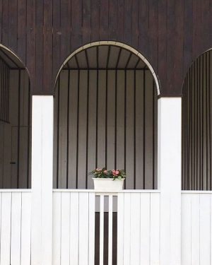 Josef Hoffmann Museum in #Brtnice (CZ) is a joint branch of the Moravian Gallery in Brno and...