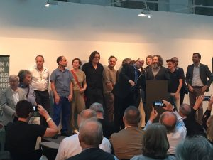 sehenswerte falter ausstellung im wien-museum: eröffnungs-line-up der fotografen u.a. @MatthiasCremer @florianklenk