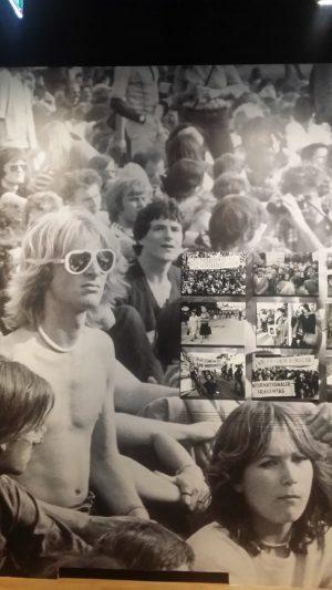 Wien Museum. Eröffnung 40 Jahre Falter-Archiv. Wie all diese Freunde doch alt geworden sind ... und