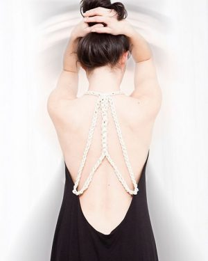 •••Playfully and Consistently Enhancing Your Aura••• #innerself #living #health #healing #disciplines #enhancing #your #aura #string #dress #back...
