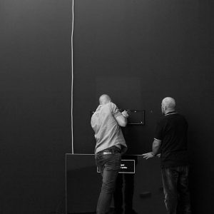 #reflections21 #setup of our #new #exhibition