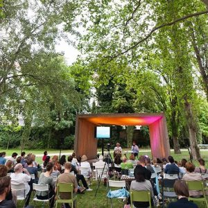 Now in its sixth iteration, TBA21's Spoken Word festival EPHEMEROPTERÆ has been filling Augarten's summer nights with...