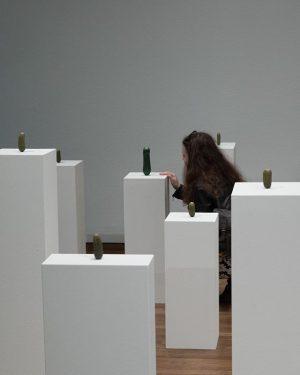 Heute bis 22:00 die letzte Möglichkeit @leopold_museum Carl Spitzweg und Erwin Wurm zu sehen! . . ....
