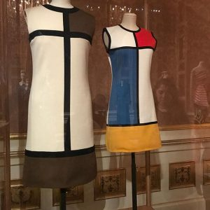 Wearable art. #fashion #art #mondrian #design #modern Winter Palace of Prince Eugene