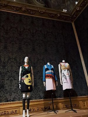 #prada #vulgar Winter Palace of Prince Eugene