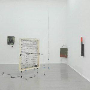 Installation view Thilo Jenssen | Restless Legs @ KOENIG2 Koenig 2