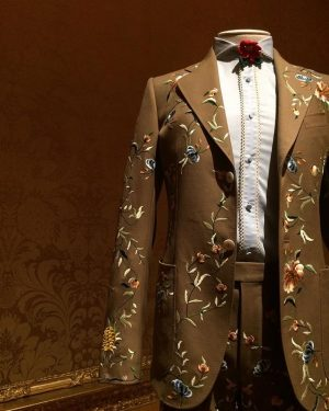 Alessandro Michele for Gucci// summer 16' Winter Palace of Prince Eugene