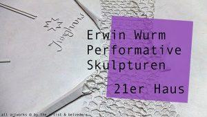 [NEW VID ONLINE] Erwin Wurm Performative Sculpturen im 21er Haus #Kunst #Wien #houseattack21