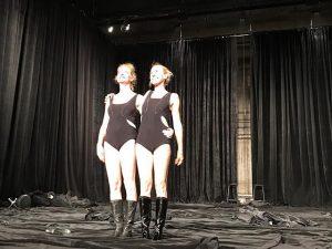 Gustavia! Mathilde Monnier & La Ribot @impulstanz #womanonstage #impulstanz #amazingnight #theatre Akademietheater
