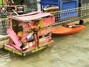 #holiday #ken #kendoll #beachparty #holdontight #vienna #austria #speedboat #summer MQ – MuseumsQuartier Wien