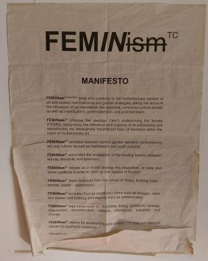 feminISMs? FEMINisms! 😯😉 Institut für Kunstgeschichte