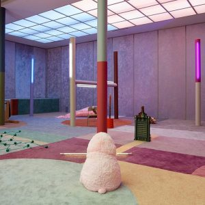 On view in Vienna: Alex Da Corte 'Slow Graffiti' at Vienna Secession till ...