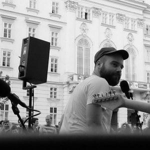 Scheibsta. #scheibsta #music #gig #fujifilm #live #austria #vienna #museumsquartier #mq MQ – MuseumsQuartier Wien