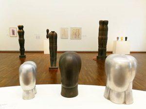 Joannis Avramidis (1922–2016) ________________________________ #leopoldmuseum#vienna#wien#art#igersvienna#kunst#igersaustria#museum#exhibition#masterpiece#architecture#mq#urban#urbanstyle#beautifulplaces #avramidis #austrian #bildhauer #sculptor #sculpture#austria #Retrospektive#retrospective
