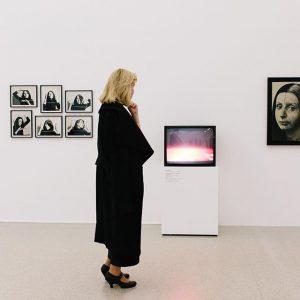 Nicht verpassen: In einer Woche führt Kuratorin und Sammlungsdirektorin Gabriele Schor durch die Ausstellung