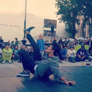 Dance Battle, Museumsquartier MQ – MuseumsQuartier Wien
