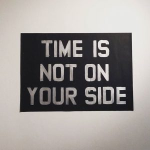 Oh, I know... #museumsquartier #time #quote
