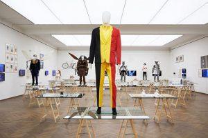 Only until Sunday: JAN FABRE - STIGMATA. Actions & Performances. ____________________________________ #leopoldmuseum #vienna #wien #fabre #janfabre #performance...