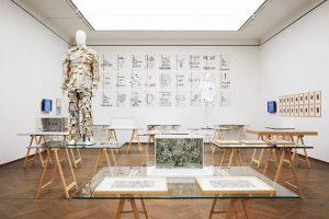 JAN FABRE at Leopold Museum ____________________________________ #leopoldmuseum #vienna #wien #fabre #janfabre #performance #stigmata #igersvienna #igersaustria #art #kunst...